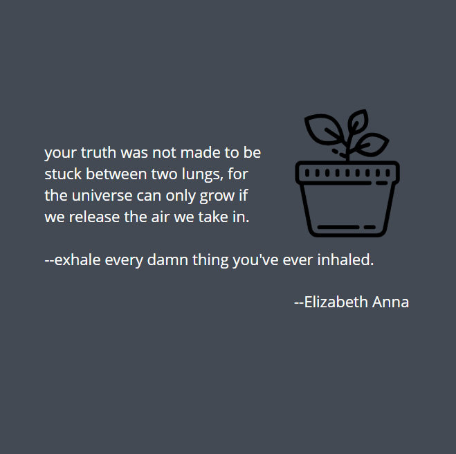 life quotes – Page 2 – Elizabeth Anna Poetry
